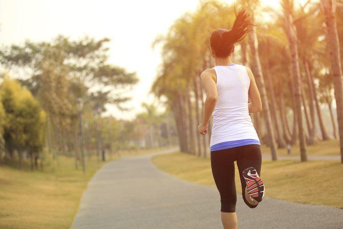 Walk to scale back Depression