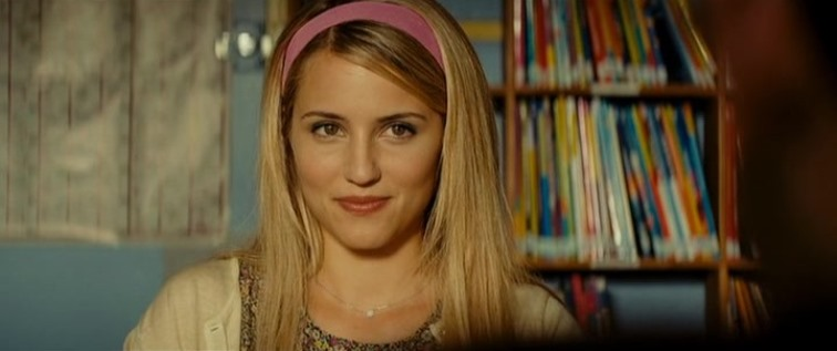 Movie and TV Cast Screencaps: Dianna Agron as Belle Blake / The Family (2013) / 70 Screen Caps + Video Clip (1:28)