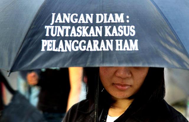 2016, Kabupaten Kota di Indonesia Harus Peduli HAM