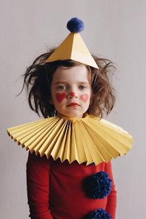 Déguisement clown diabolique Halloween blog www.unjourmonprinceviendra26.com