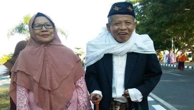 Kyai Ini Meninggal Dunia 1 Jam Usai Tuntun Syahadat Istrinya yang Sakaratul Maut
