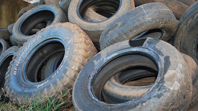 Pinhal integra Campanha Estadual de mobilização para coleta de pneus