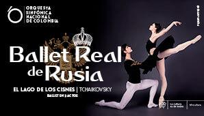 Ballet Real De Rusia