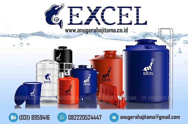 Pilihan Produk Tandon Air Excel