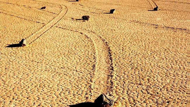 Pedra do Vale da Morte/Reprodução