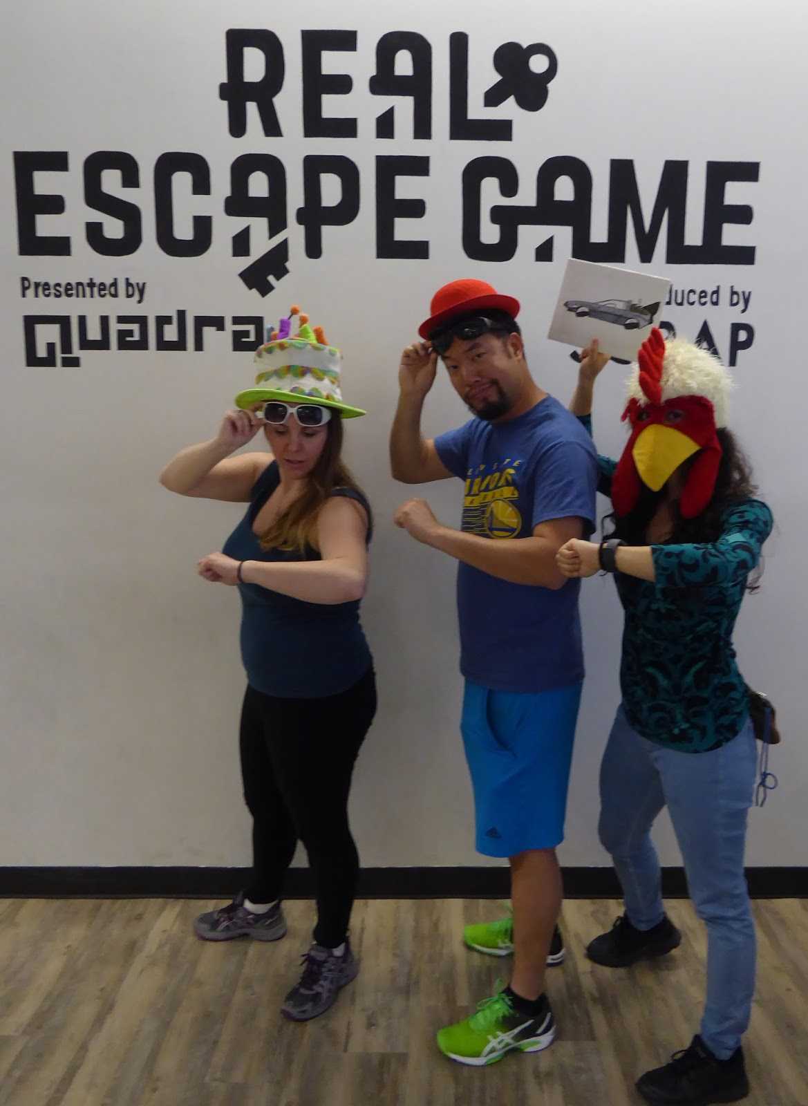 Real Escape Room Quadra Escape San Jose Ca