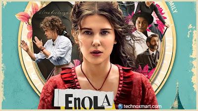 Enola Holmes Trailer Puts Netflix Movie Focussed On Sherlock's Teenage Sister