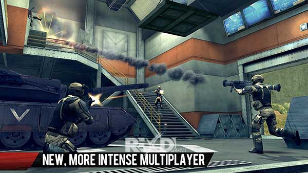 Download Modern Combat 4 Zero Hour 1 2 3e Apk Mod Data For Free For Android Games Apartment Games Apartment