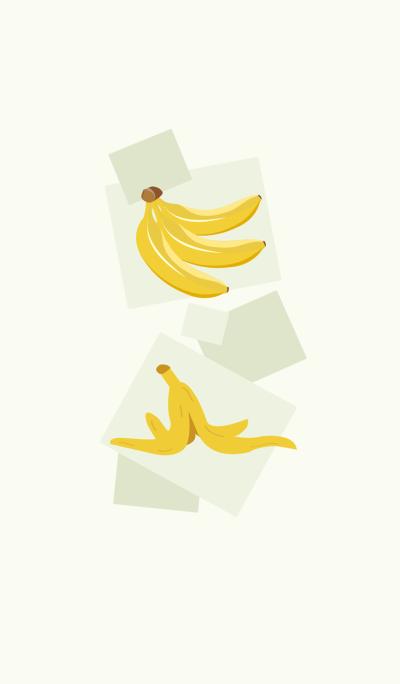 Good luck elegant banana