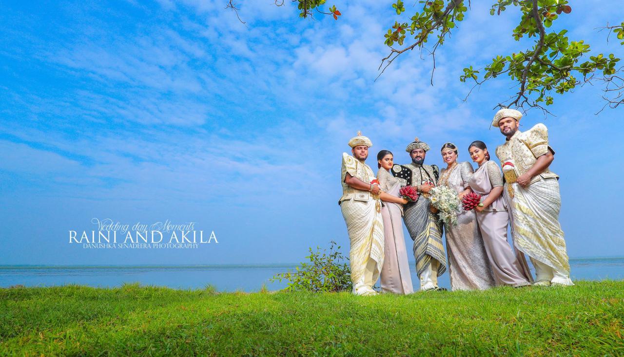 raini charuka wedding kandyan