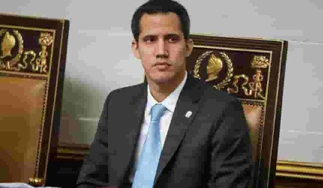 Juan Guiado, presidente de la AN