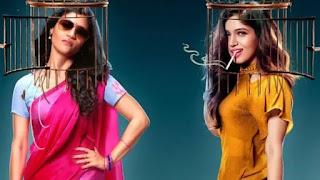 Bhumi pednekar and konkana sen sharma in film 'dolly kitty aur wo chamkate sitare'