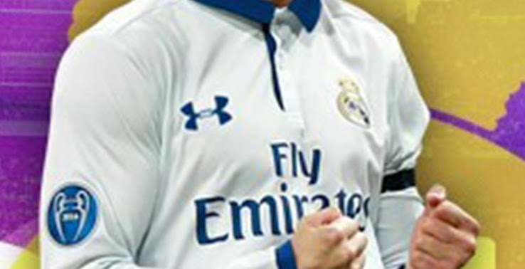 giratorio Polvoriento Hay una tendencia  This is What Under Armour's Real Madrid Kit Could Look Like - Footy  Headlines