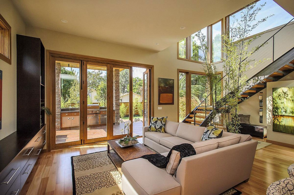 World of architecture contemporary style home in for Interior design casa