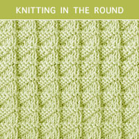 Knit Purl 52 -Knitting in the round