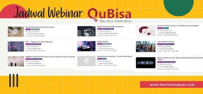 jadwal kursus online personal development