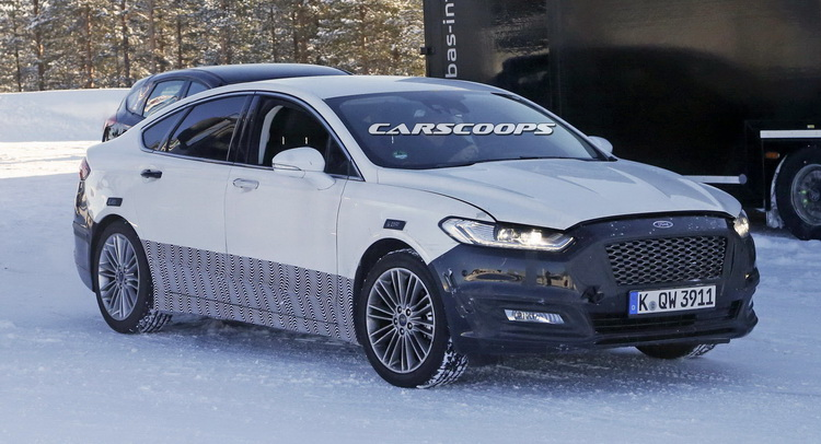 The time has come for the Ford Mondeo to get its mid-life refresh and ...