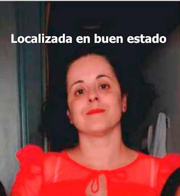 Localizada en buen estado mujer desaparecida en Arucas Aranzazu Hernández Marrero