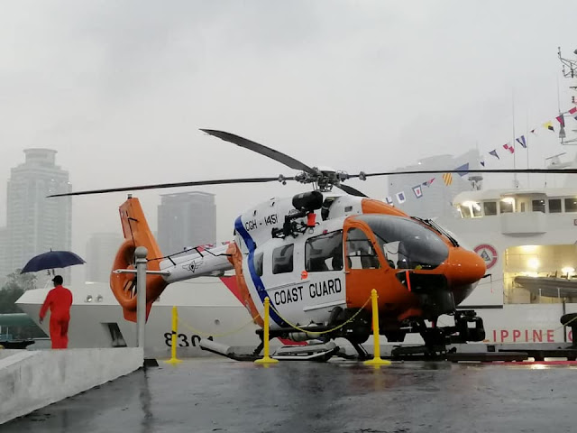 Light to Medium Weight Multi-Purpose Twin Engine Helicopter Acquisition Projects of the Philippine Coast Guard