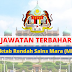 Jawatan Kosong VIRAL~Maktab Rendah Sains Mara (MRSM)