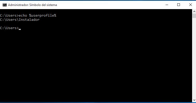 Culturilla Informatica: Cambiar de nombre la carpeta de usuario en Windows