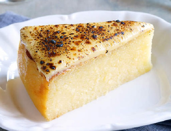 How to make cold and easy semolina cake