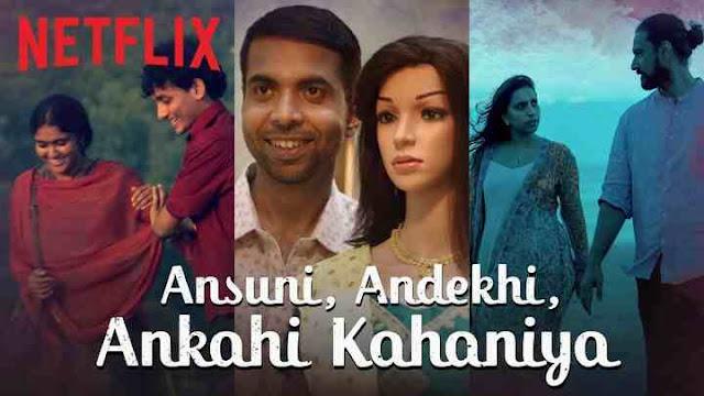 Ankahi Kahaniya Netflix, Ankahi Kahaniya Poster