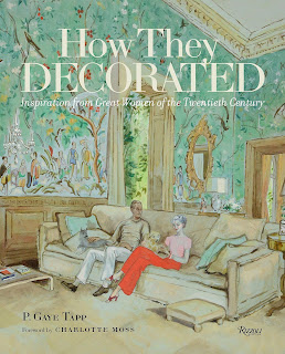 cover of How They Decorated: Inspiration from Great Women of the Twentieth Century by P. Gaye Tapp