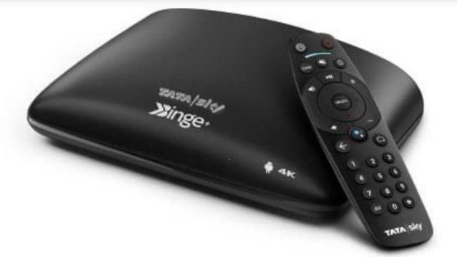 Tata sky binge servise digital TV 2020