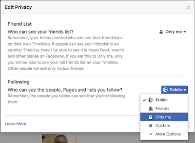 How Do I Hide Pages, People And Lists You Follow On Facebook