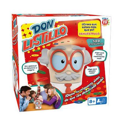 JUGUETES - Don Listillo : Juego IMC Toys 2016 | Edad: +8 años Comprar en Amazon España