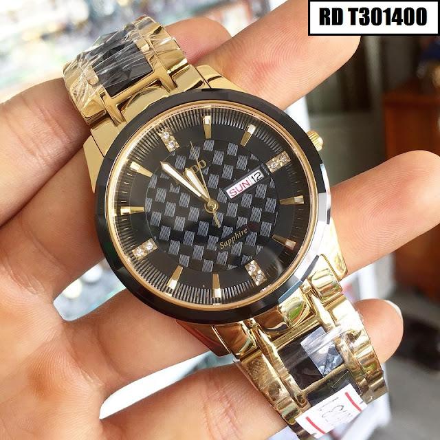 Đồng hồ nam Rado RD T301400 thiết kế tinh xảo, cao cấp, máy Nhật Bản