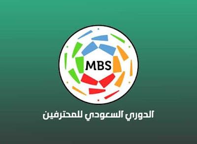 مباراة الرائد والقادسية بين ماتش مباشر 2-1-2021 والقنوات الناقلة في الدوري السعودي
