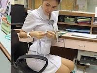 Perawat Cantik Ini Terpaksa Harus Berhenti Kerja Hanya karena Hal Ini