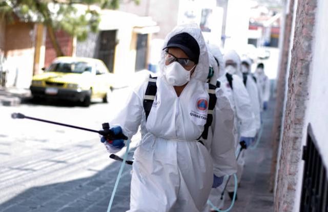 Vuelven a aumentar de 50 casos de COVID-19 en Querétaro; suman ya mil 657 casos confirmados