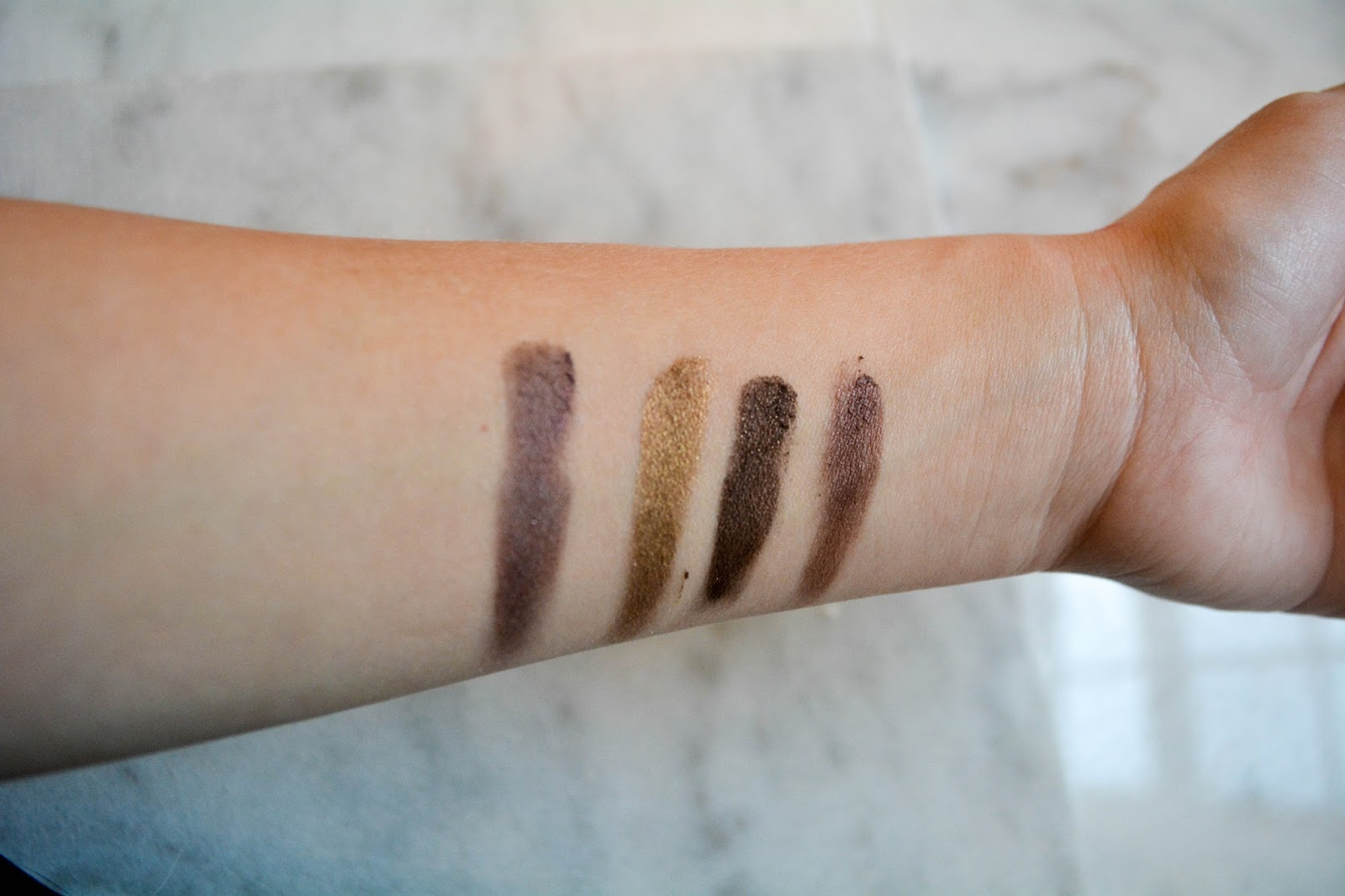 New Makeup + Swatches