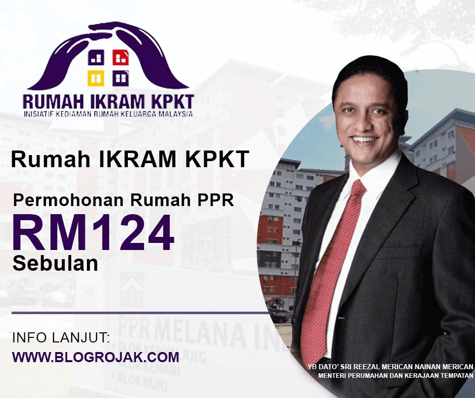 Kementerian Perumahan dan Kerajaan Tempatan (KPKT) telah memperkenalkan satu inisiatif bagi membantu mereka yang tidak mempunyai kediaman dan tempat berteduh akibat pandemik COVID-19, . Program ini dikenali sebagai Program Kediaman Rumah Keluarga Malaysia (Rumah IKRAM KPKT).