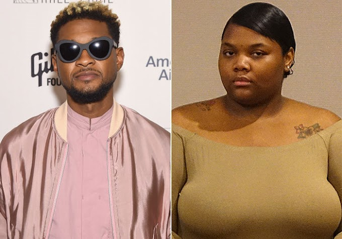 Usher's Herpes accuser drops lawsuit against him