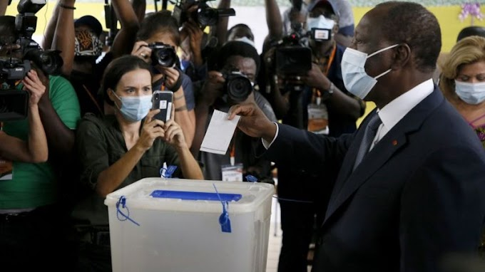 Ivorian President Ouattara Wins Election, Opposition Still in the Fight