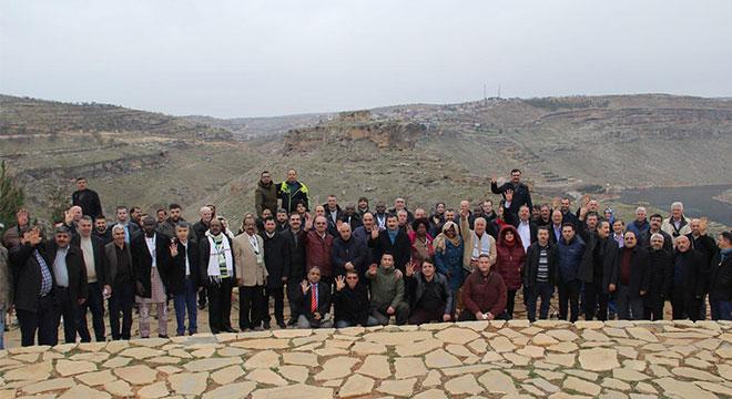 25 ülkeden sendika üyeleri Diyarbakır'ı gezdi