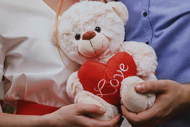 Teddy Day - Warmth and Softness of Love