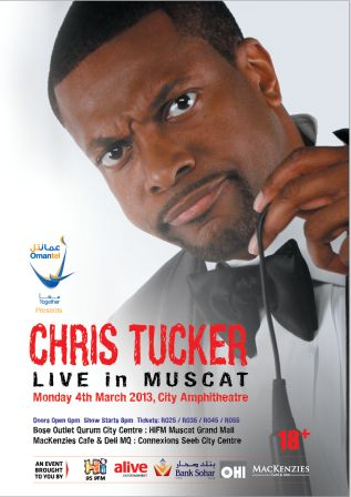 Poster do filme Chris Tucker: Live
