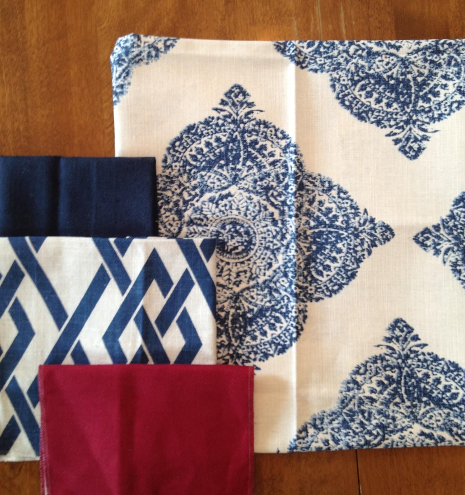 John Robshaw Fabrics: High Street Market: John Robshaw For Duralee