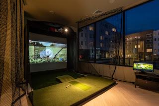 Indoor Sport Simulator