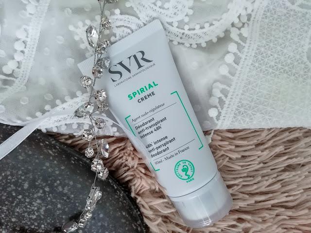 Крем дезодорант-антиперспирант SVR Spirial Cream
