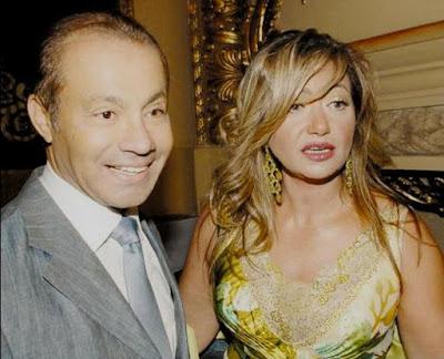 رجل الاعمال منصور الجمال زوج الفنانة ليلى علوى السابق