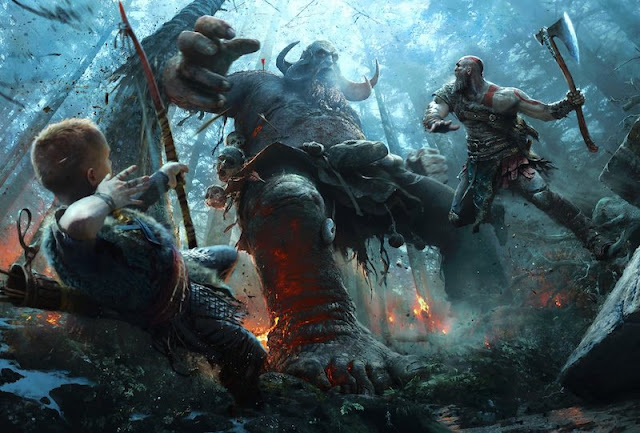 God of War PS4 Has an Early Release Date Internationally