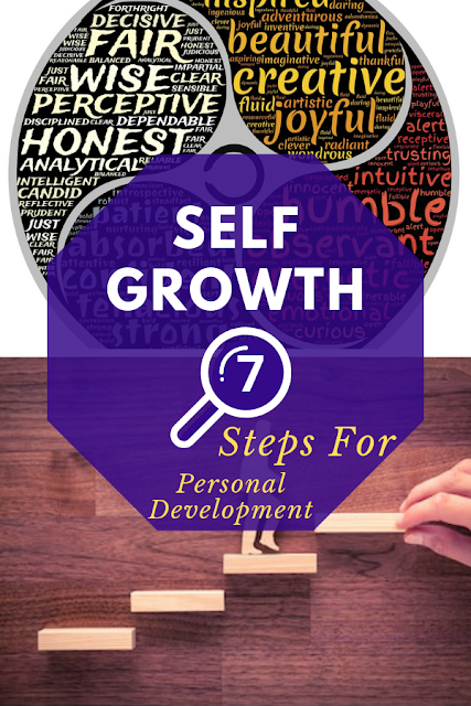 Steps For Personal Development