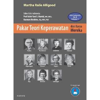 PAKET PAKAR TEORI KEPERAWATAN DAN KARYA MEREKA ED. 08 VOL.1-2