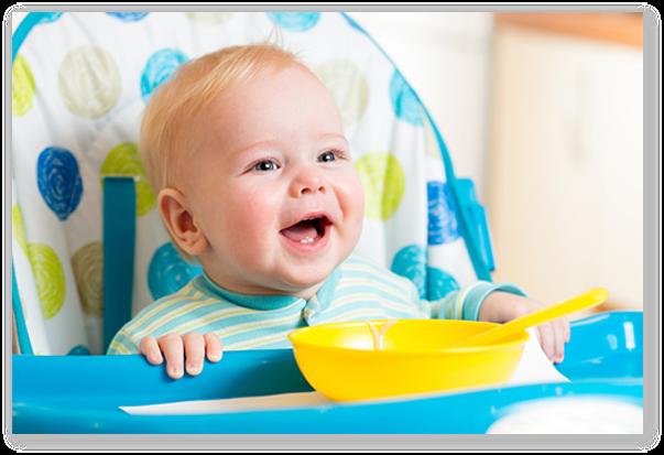 Aportul de fier este vital pentru dezvoltarea bebelusului